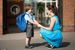 transition back to school
